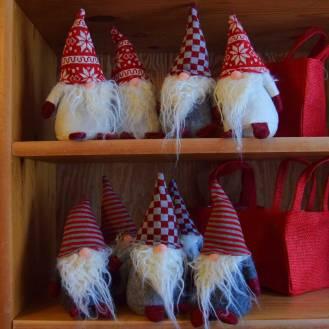 Se juleudstillingen på 1. sal