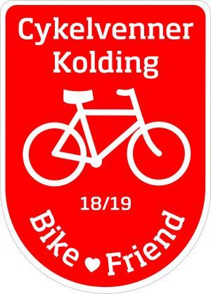 Cykelturister (også) velkomne.